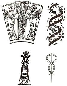 sumerian_helix